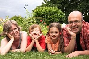 Familie - Foto: Christine Kuchem