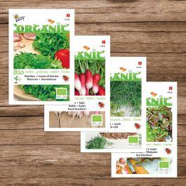 Saatgut-Paket Salatmischung (BIO)