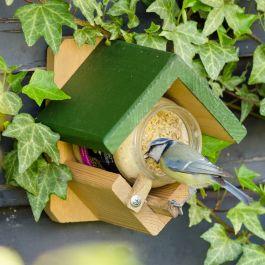 Vogel-Erdnussbutter mit Mehlwürmern, 330g