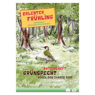 Erlebter Frühling - Aktionsheft Grünspecht