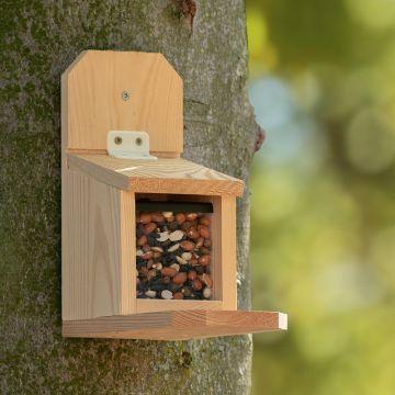 Baupaket Eichhörnchen-Futterautomat Sanjo