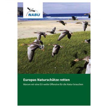 Europas Naturschätze retten