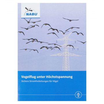 Vogelflug unter Höchstspannung