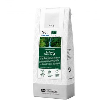 Rainforest Rescue Tea (Grüner Tee)