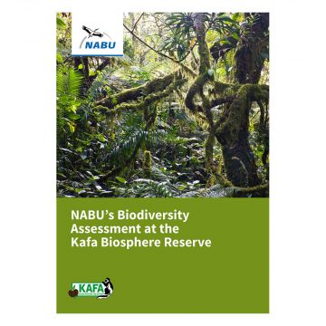 NABU's Biodiversity Assessment Kafa BR
