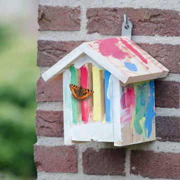 Baupaket Schmetterlingshaus Dana