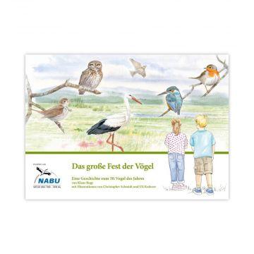 Das große Fest der Vögel