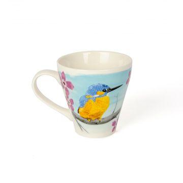 Tasse Eisvogel