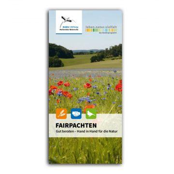 Fairpachten - Gut beraten - Hand in Hand für die Natur