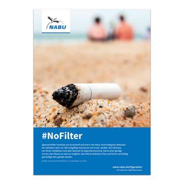 #NoFilter (Digitales Poster)