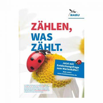 Plakat Insektensommer 2020