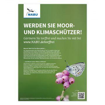 Werden Sie Moor- und Klimaschützer! (Poster)