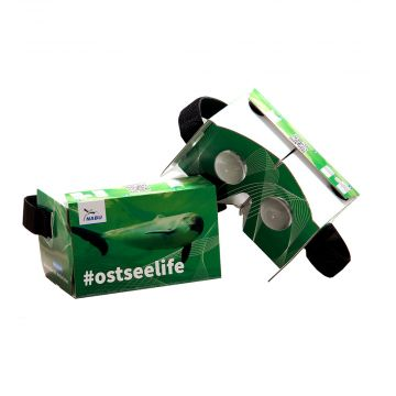 Virtual Reality-Brille OstseeLIFE