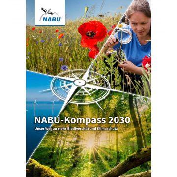 NABU-Kompass 2030 - Unser Weg zu mehr Biodiversität und Klimaschutz