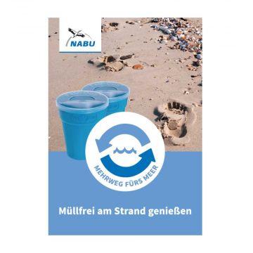 Mehrweg fürs Meer - Müllfrei am Strand genießen