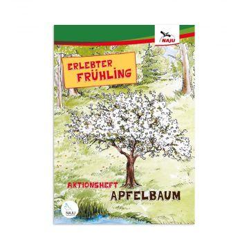 Erlebter Frühling - Aktionsheft Apfelbaum