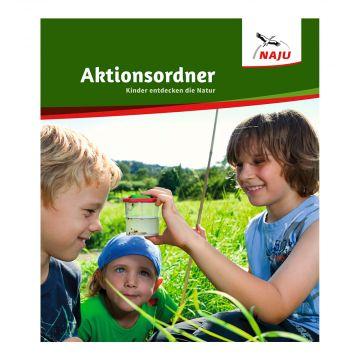 Aktionsordner - Kinder entdecken die Natur