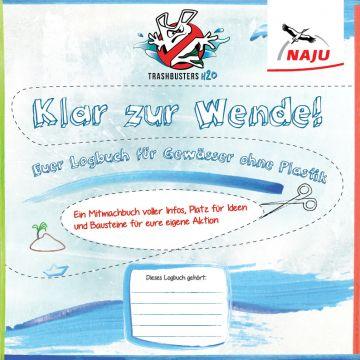 Trashbusters H2O - Klar zur Wende! Mitmachbuch