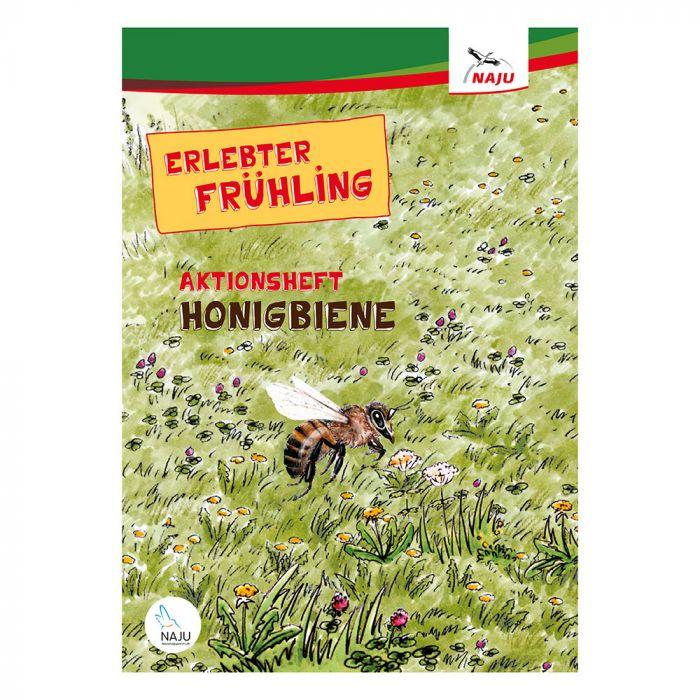 Erlebter Frühling - Aktionsheft Honigbiene