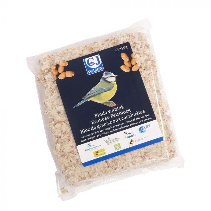 Erdnuss-Fettblock, 300g