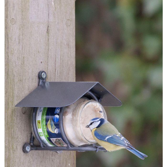 Erdnussbutterglas-Halter Wicklow