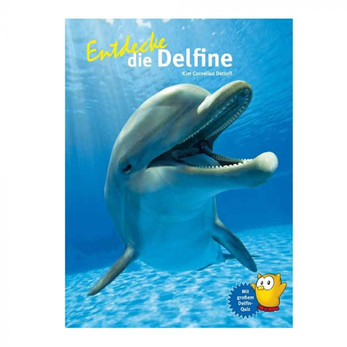 Entdecke die Delfine