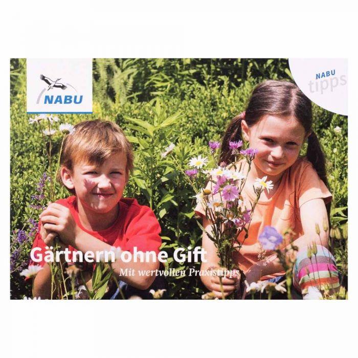 NABU-Tipp: Gärtnern ohne Gift