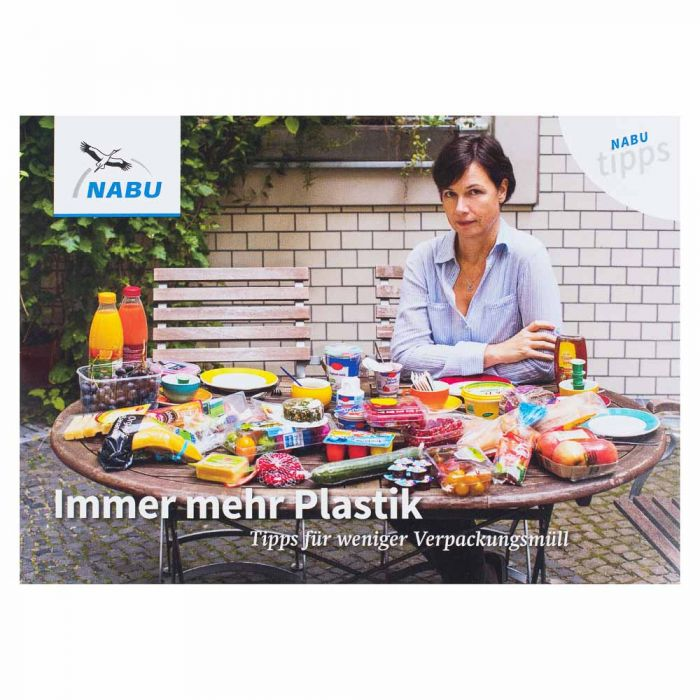 "NABU-Tipp ""Immer mehr Plastik"""