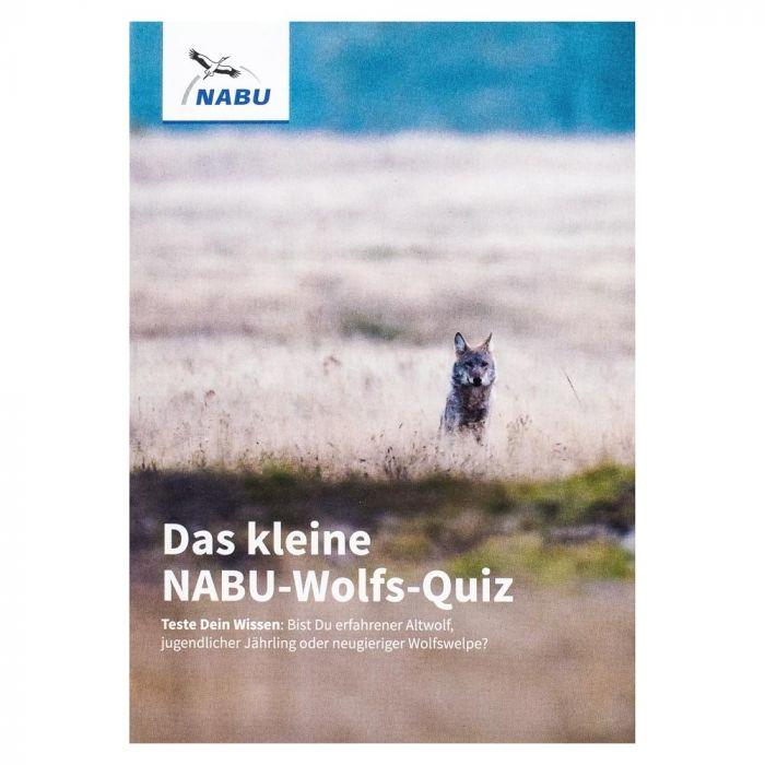 Das kleine Wolfs-Quiz