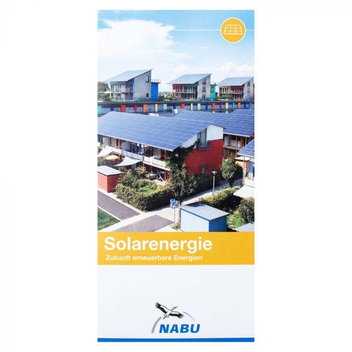 Solarenergie - Zukunft Erneuerbare Energien