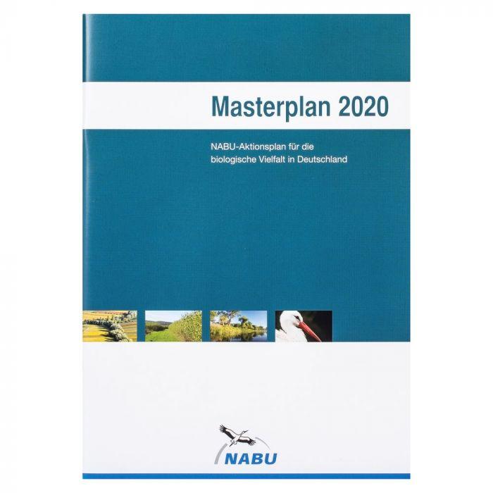 Masterplan 2020. Aktionsplan für die biologische Vielfalt in Deutschland (Download)