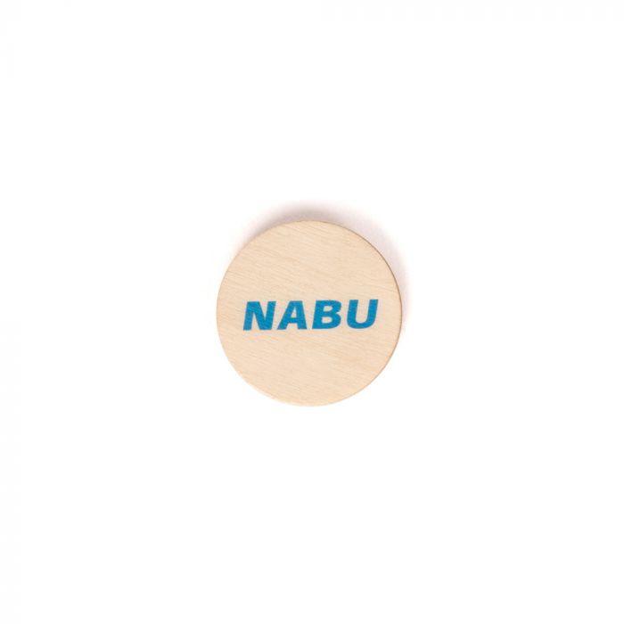 NABU-Einkaufswagenchip