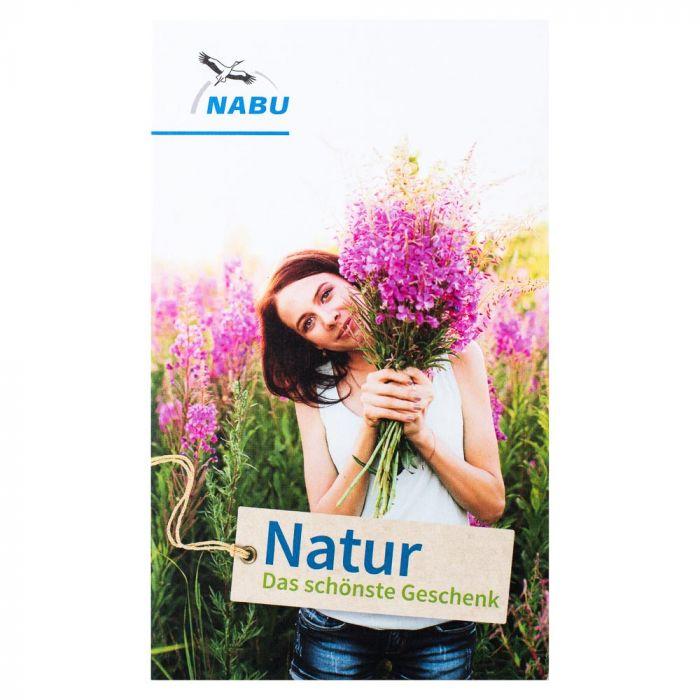 Geschenkmitgliedschaft Natur