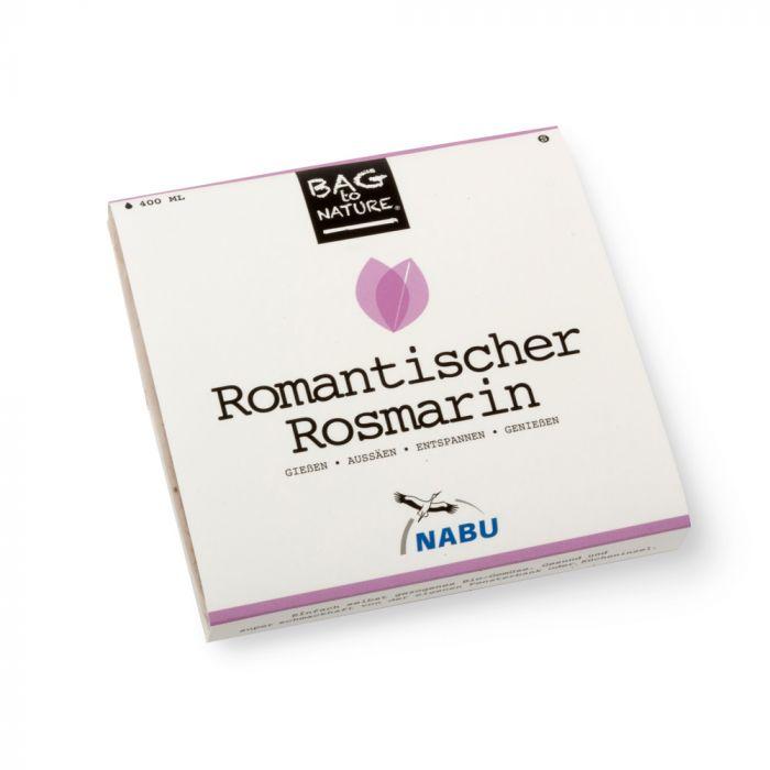 Romantischer Rosmarin