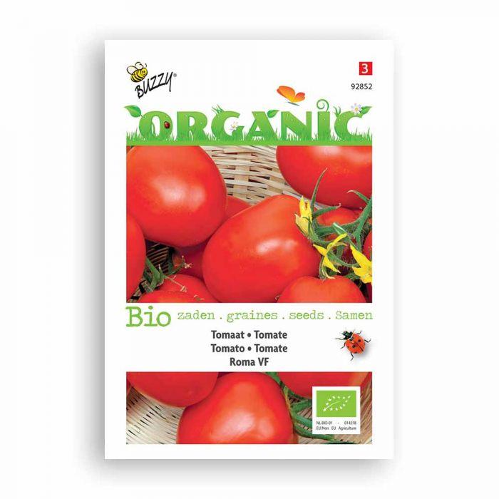 Tomate Roma VF (BIO)
