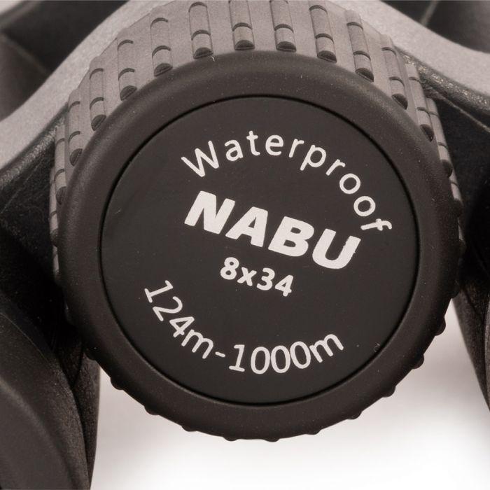 NABU Fernglas 8x34