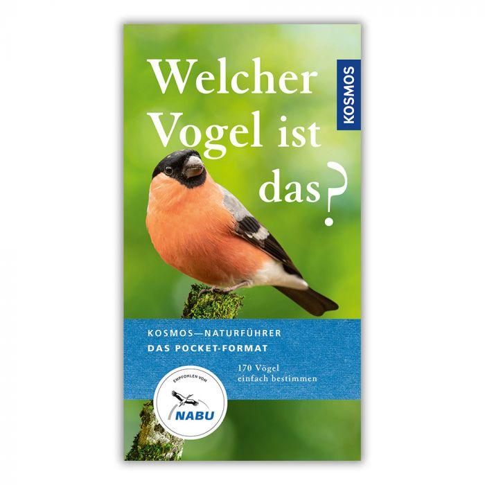 Welcher Vogel ist das? - Pocket-Format