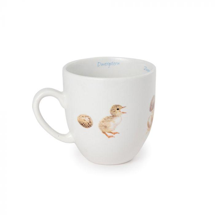 Tasse Zwergseeschwalbe