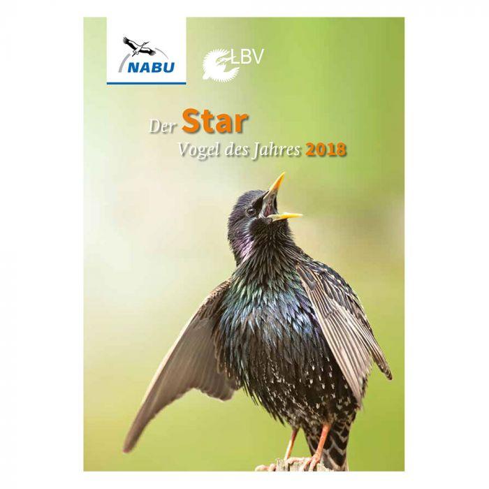 Der Star – Vogel des Jahres 2018
