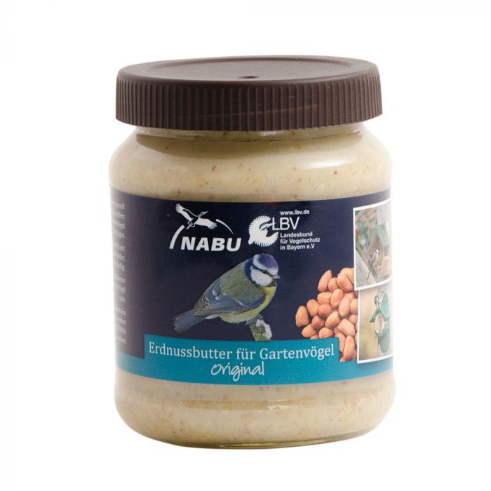 Vogel-Erdnussbutter Original