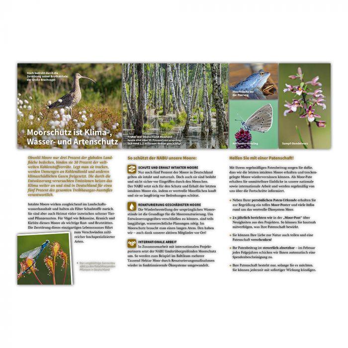 Faszination Moor - Vielfalt in Gefahr