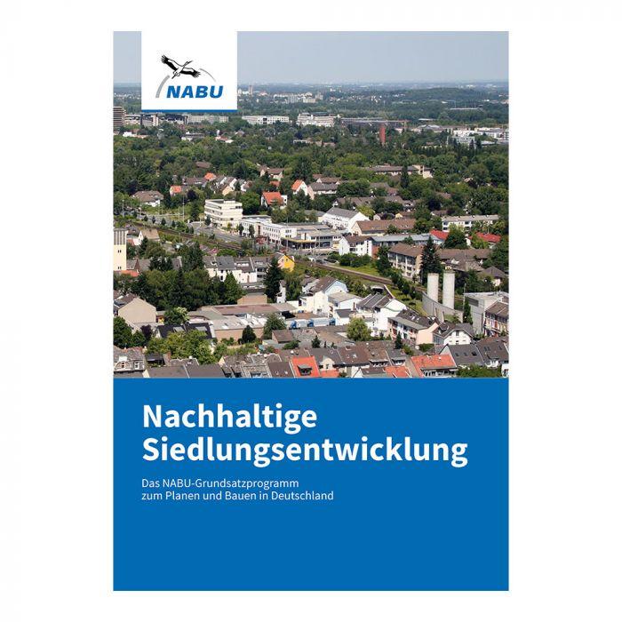 Nachhaltige Siedlungsentwicklung (Digital)