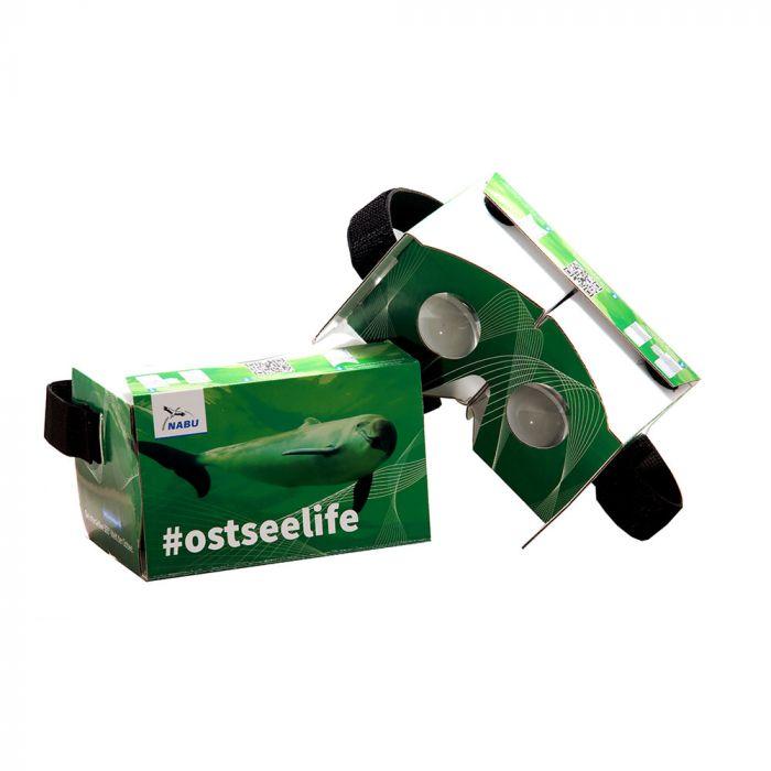 Virtual Reality-Brille OstseeLIFE