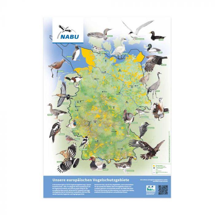 Unsere europäischen Vogelschutzgebiete