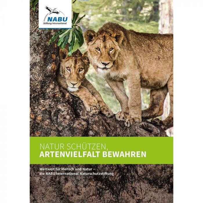 Natur schützen, Artenvielfalt bewahren  (Digital)
