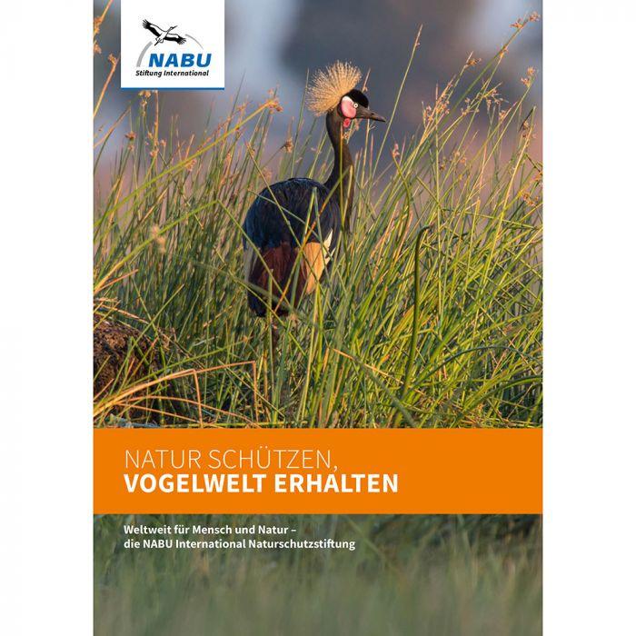 Natur schützen, Vogelwelt erhalten (Digital)