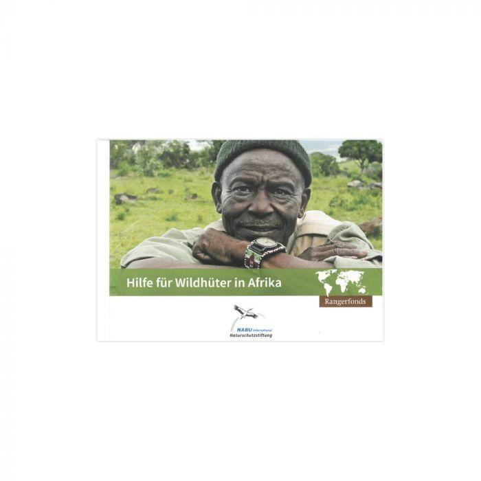Rangerfonds - Hilfe für Wildhüter in Afrika