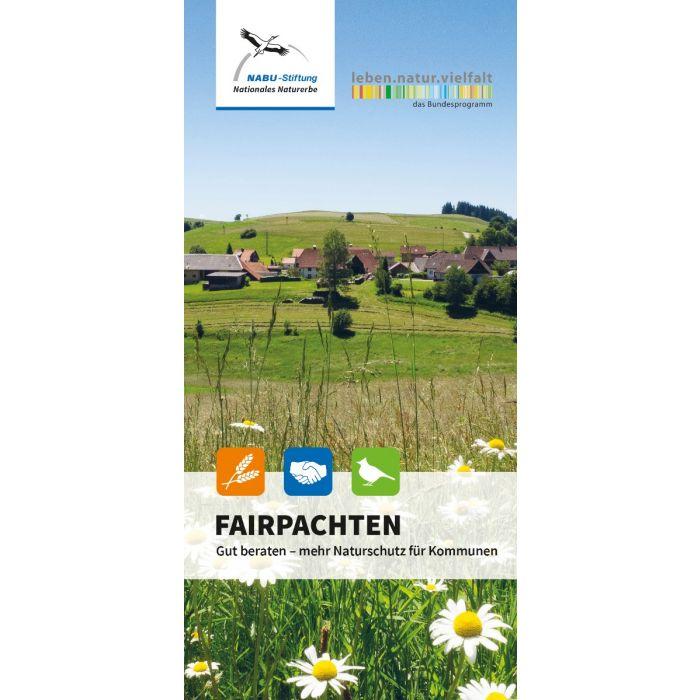Fairpachten - Gut beraten - mehr Naturschutz für Kommunen