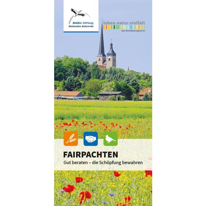 Fairpachten - Gut beraten - die Schöpfung bewahren