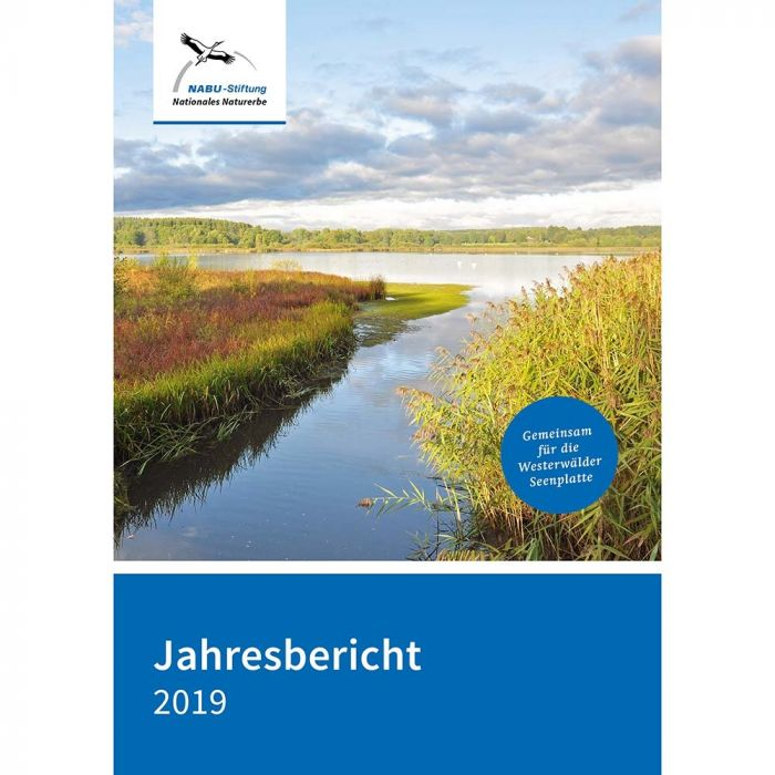 Jahresbericht 2019 - NABU-Stiftung Nationales Naturerbe